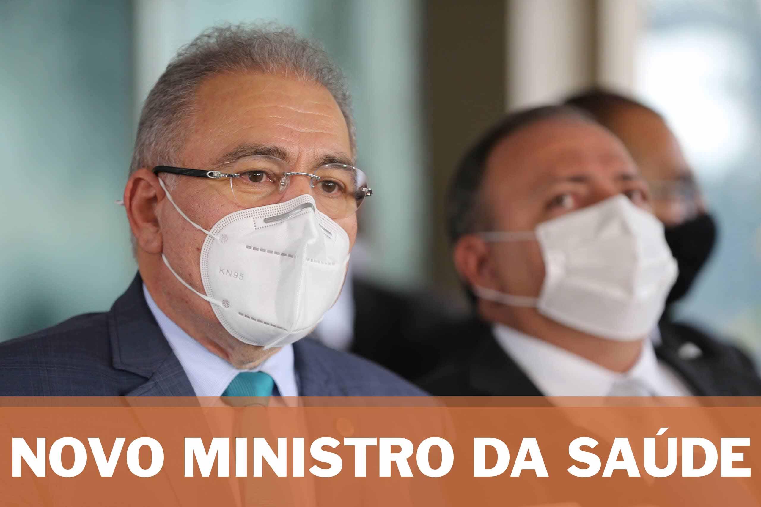Ministro saúde