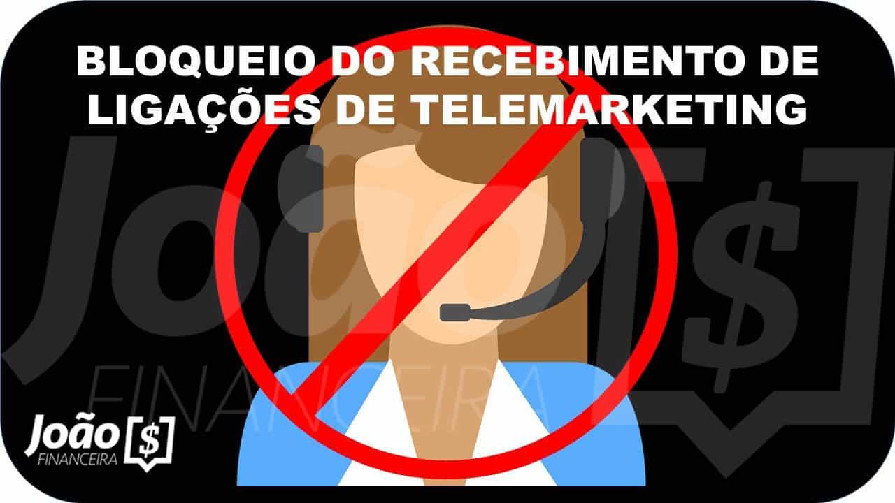 Como bloquear ligações de telemarketing