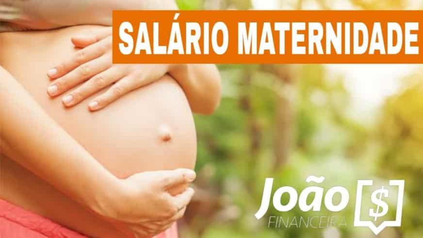 Benefício do INSS, Salário Maternidade.