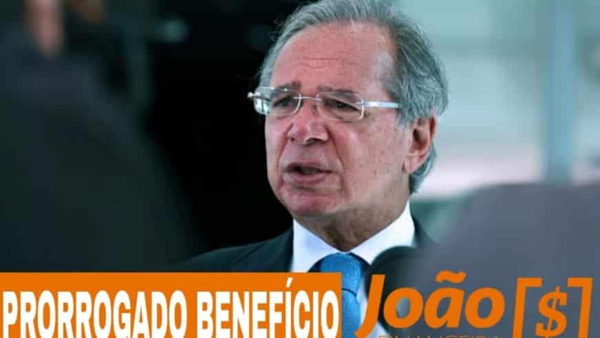 Na noite desta terça-feira (15), o Presidente da República Jair Bolsonaro declarou que o auxílio emergencial vai ser prorrogado por mais 2 ou 3 meses.