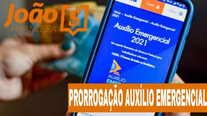 O Presidente da República Jair Messias Bolsonaro declarou dia 15 de junho que o auxílio emergencial iria ser prorrogado por mais dois ou três meses.