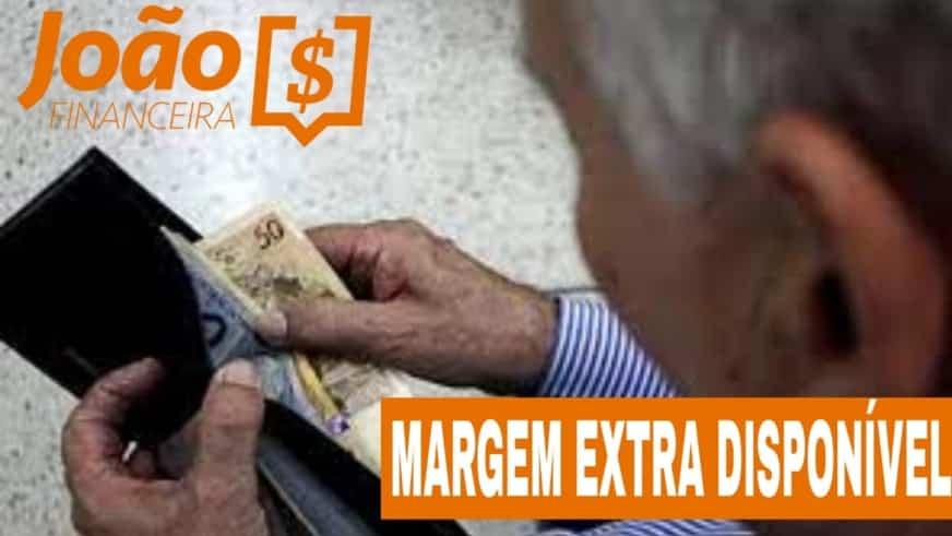 Aposentados e pensionistas que ainda não fizeram a MARGEM EXTRA DO 5%, CORRE para ler MAIORES INFORMAÇÕES SOBRE ESSE TEMA.