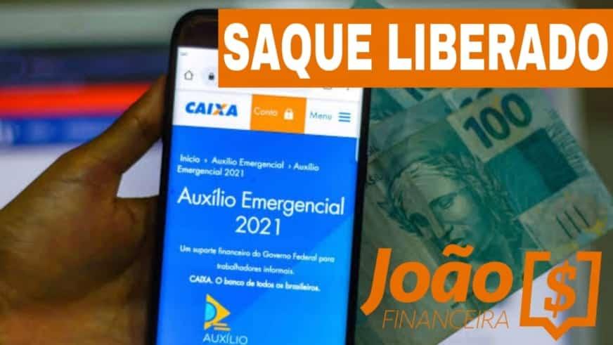 Final do mês de julho foi marcado pelo encerramento dos depósitos da 4ª parcela do auxílio emergencial 2021 nas contas poupanças sociais digitais dos beneficiados contemplados pelos valores das parcelas desse auxílio.