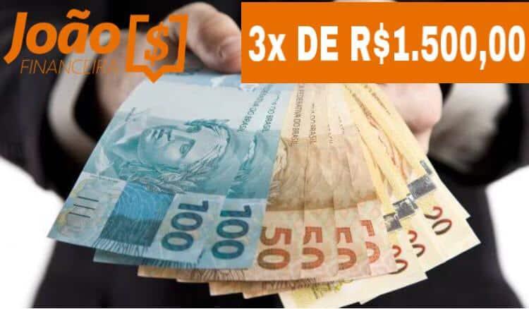 Valores de R$ 1.500,00 para aqueles que foram demitidos na pandemia sem justa causa!!